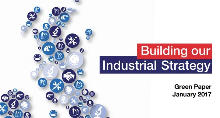Image of Building our Industrial Strategy Green Paper
