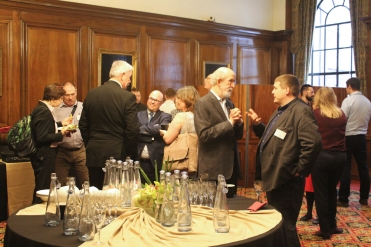 Networking at Resource Recovery from Waste Conference 2019