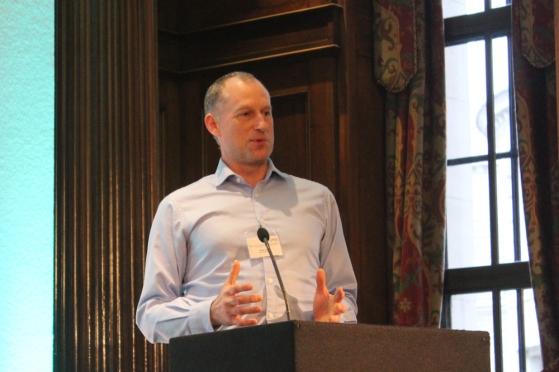Peter Quinn, Tata Steel: Resource Efficiency Challenges in the Steel Industry