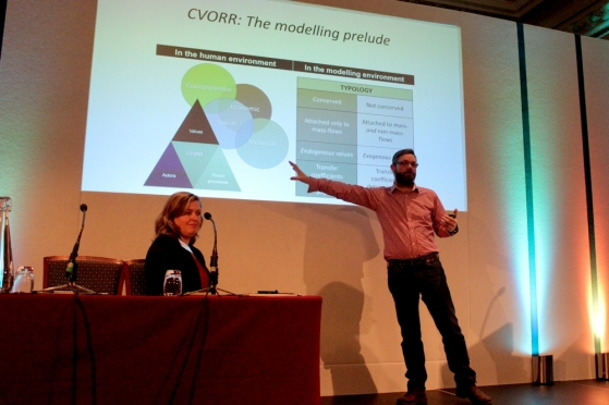 Phil Purnell, University of Leeds, CVORR: Modelling environmental, social, economic and technical value changes in systems of systems: the CVORR approach